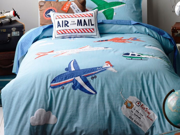 Fun and Exquisite Duvet Covers for Kids