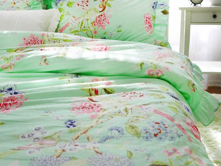 10 Duvet Cover Sets with Lovely Birds