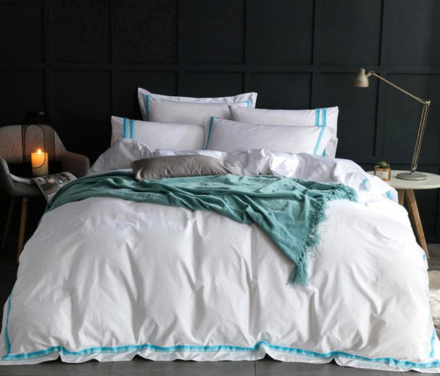 Luxury Egyptian Cotton Duvet Cover Set